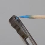 ネジ止め剤の塗布
